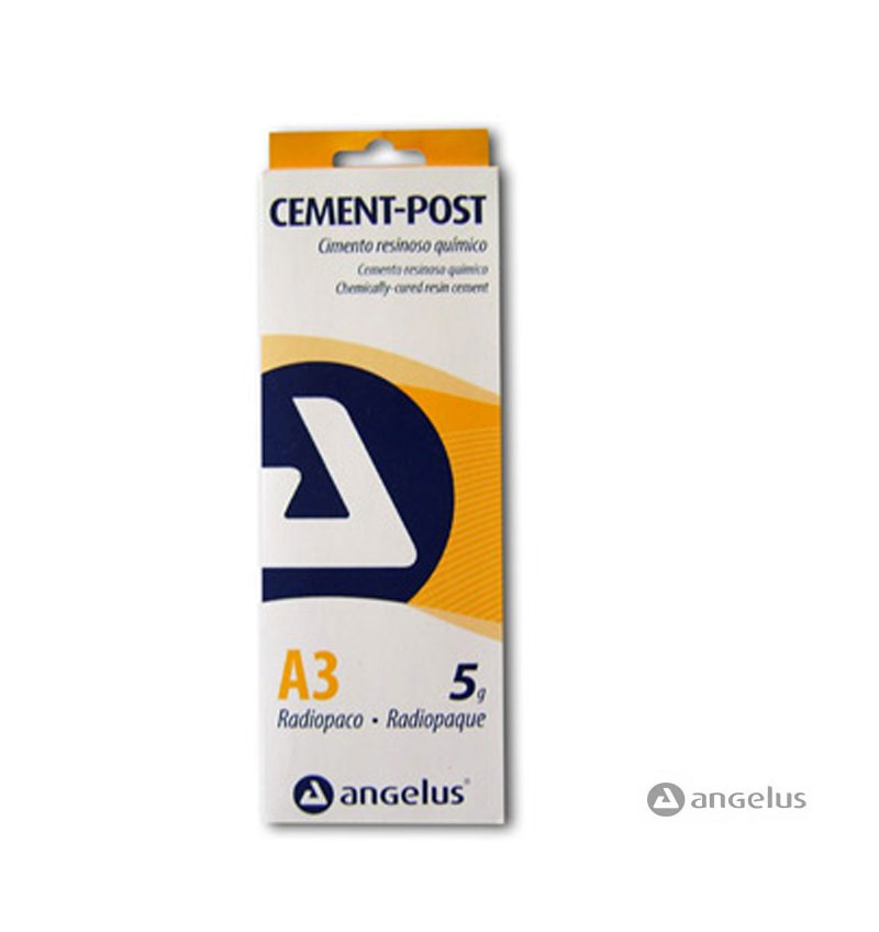 Angelus—Cement-Post